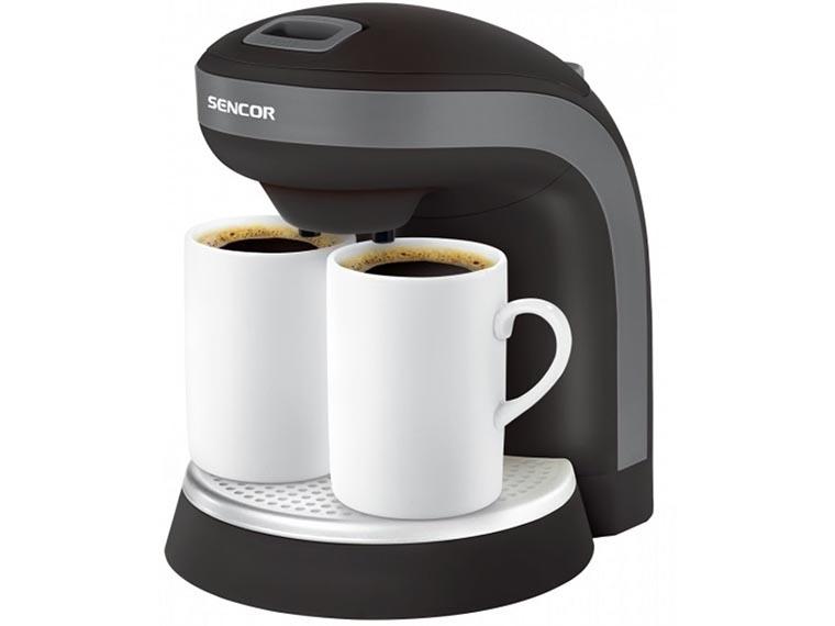 Кофеварка капельная Sencor SCE2000BK