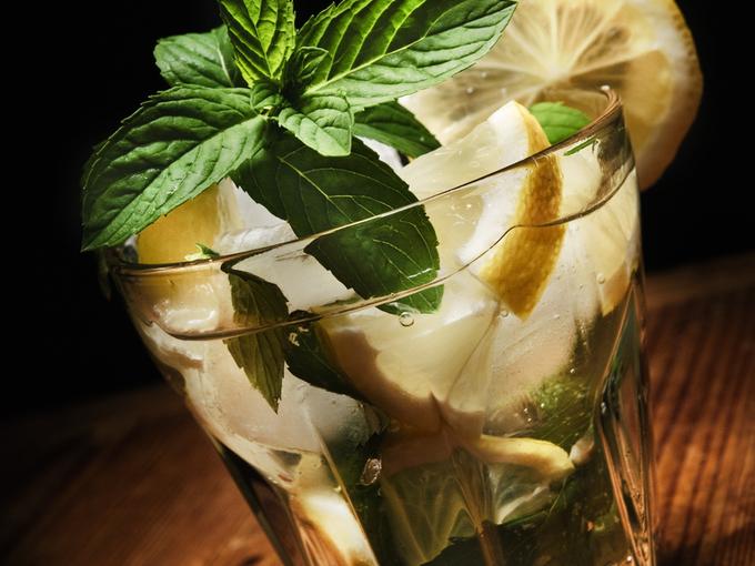 Кофейный мохито-рецепт