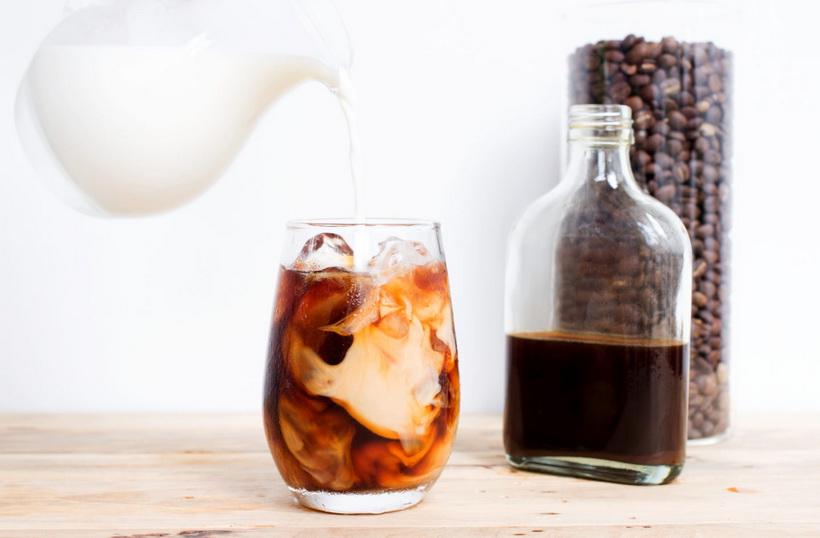 Кокосовый колд брю-рецепт
