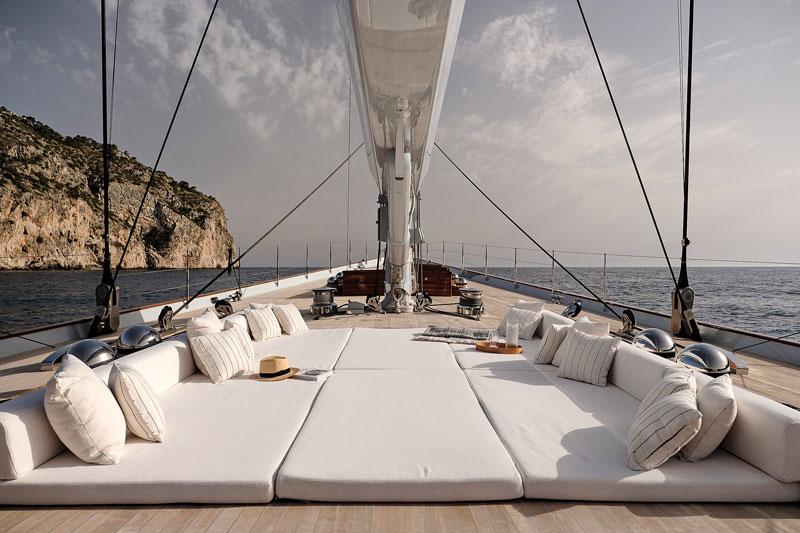 Комфортный яхтинг-фото