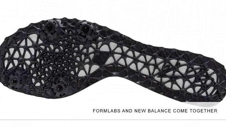 Кроссовки на 3D-принтере от New Balance 2