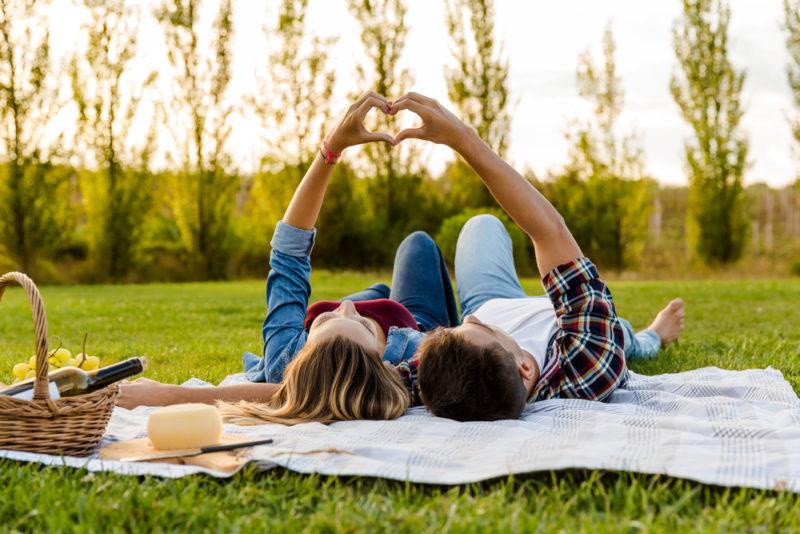 Лето-пикник на двоих