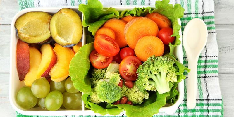 Лето-витамины
