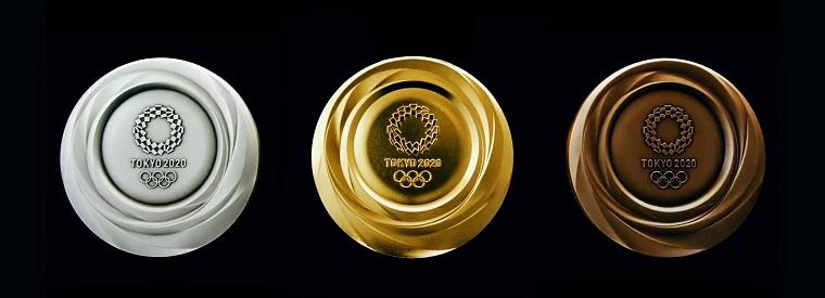 Медали к Олимпиаде 2020 в Японии сделают из металлолома 3