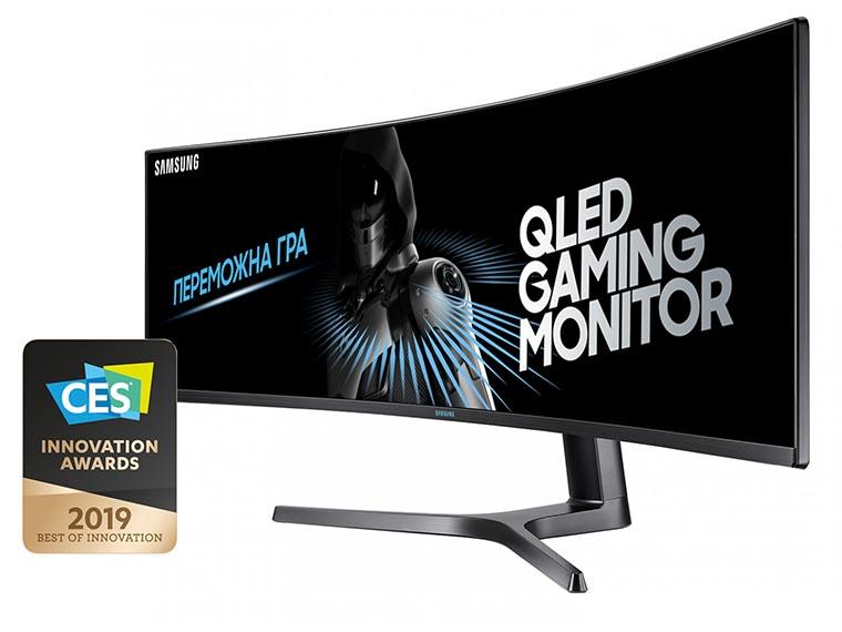 Монитор Samsung C49RG90SSIX