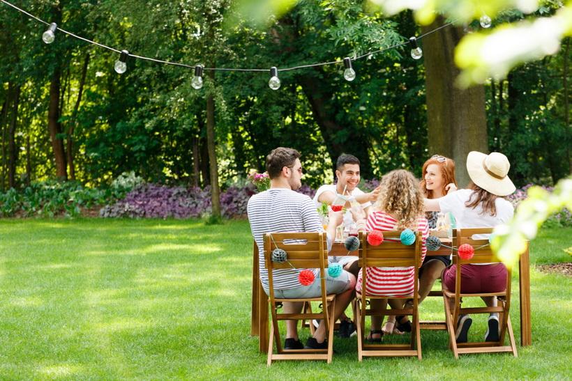 Пикник-по-летнему