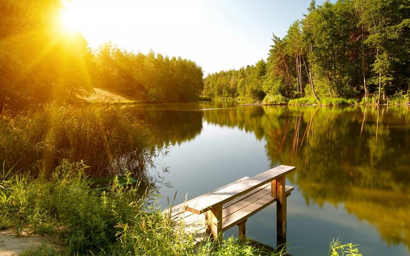 Поездка на природу-лето без отпуска