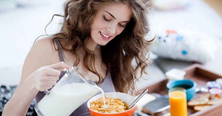 Полезный завтрак-важный ритуал