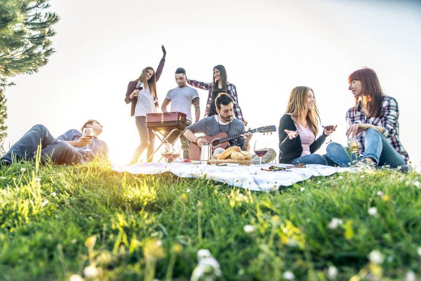 Посиделки-на свежем воздухе лето-2019