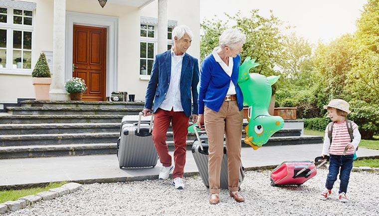 Разный багаж