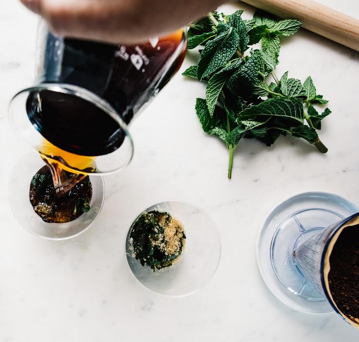 Рецепты с мятой-вкусное лето-2019
