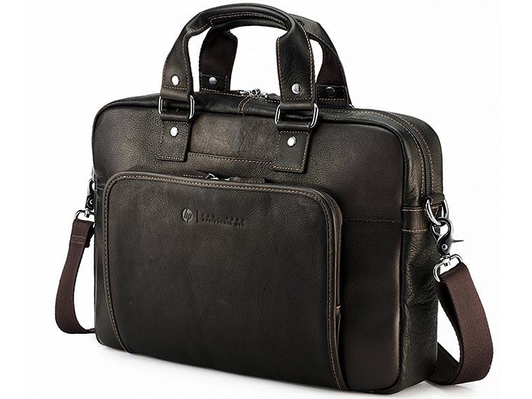 Сумка для ноутбука HP Elite Top Load Leather Case