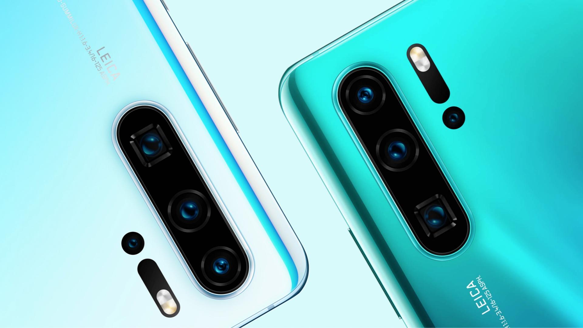 Топ-10 лучших смартфонов 2019_июль_- Huawei p30 pro