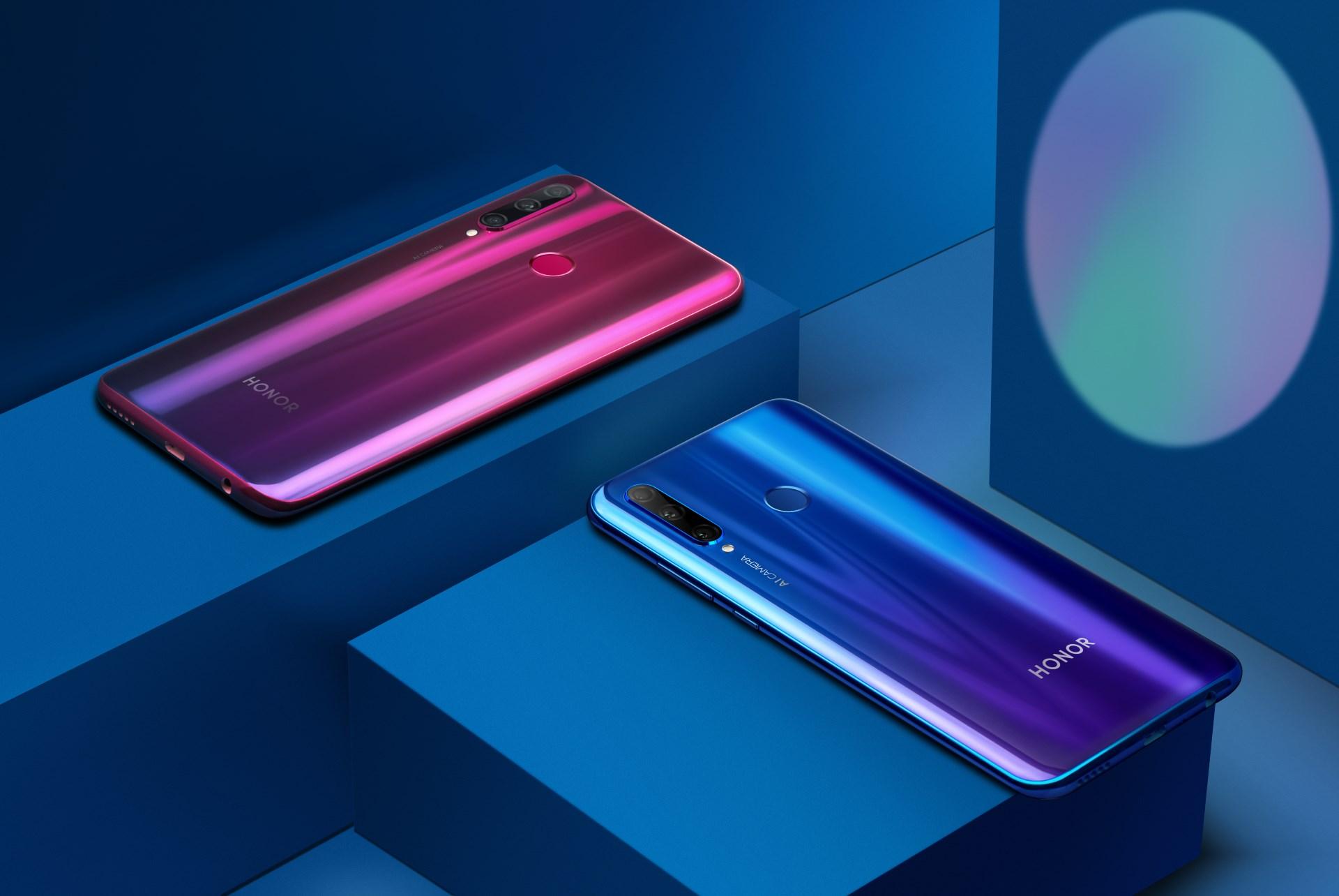 Топ-10 лучших смартфонов 2019_июль_- honor 10i