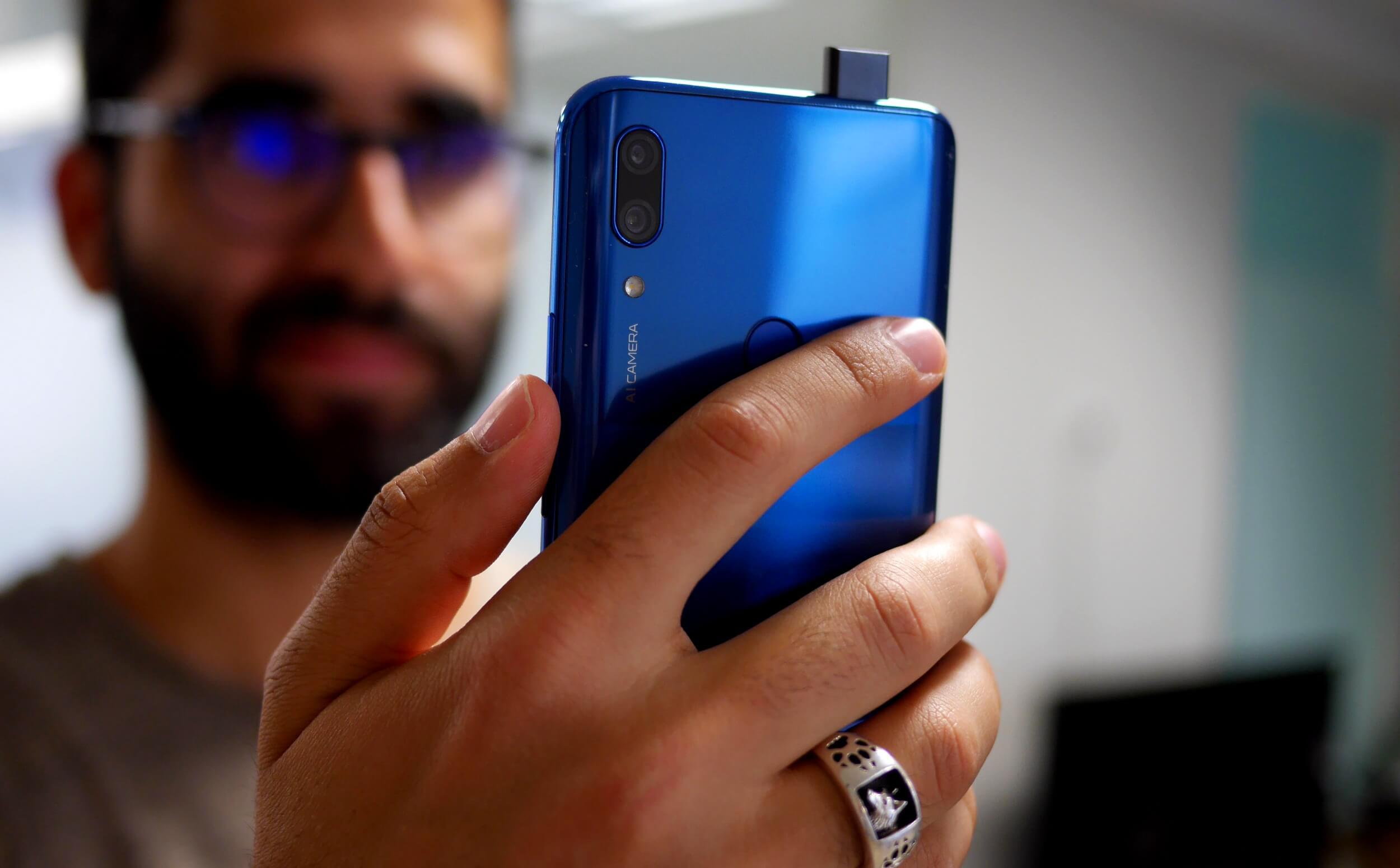 Топ-10 лучших смартфонов 2019_июль_- huawei p smart z