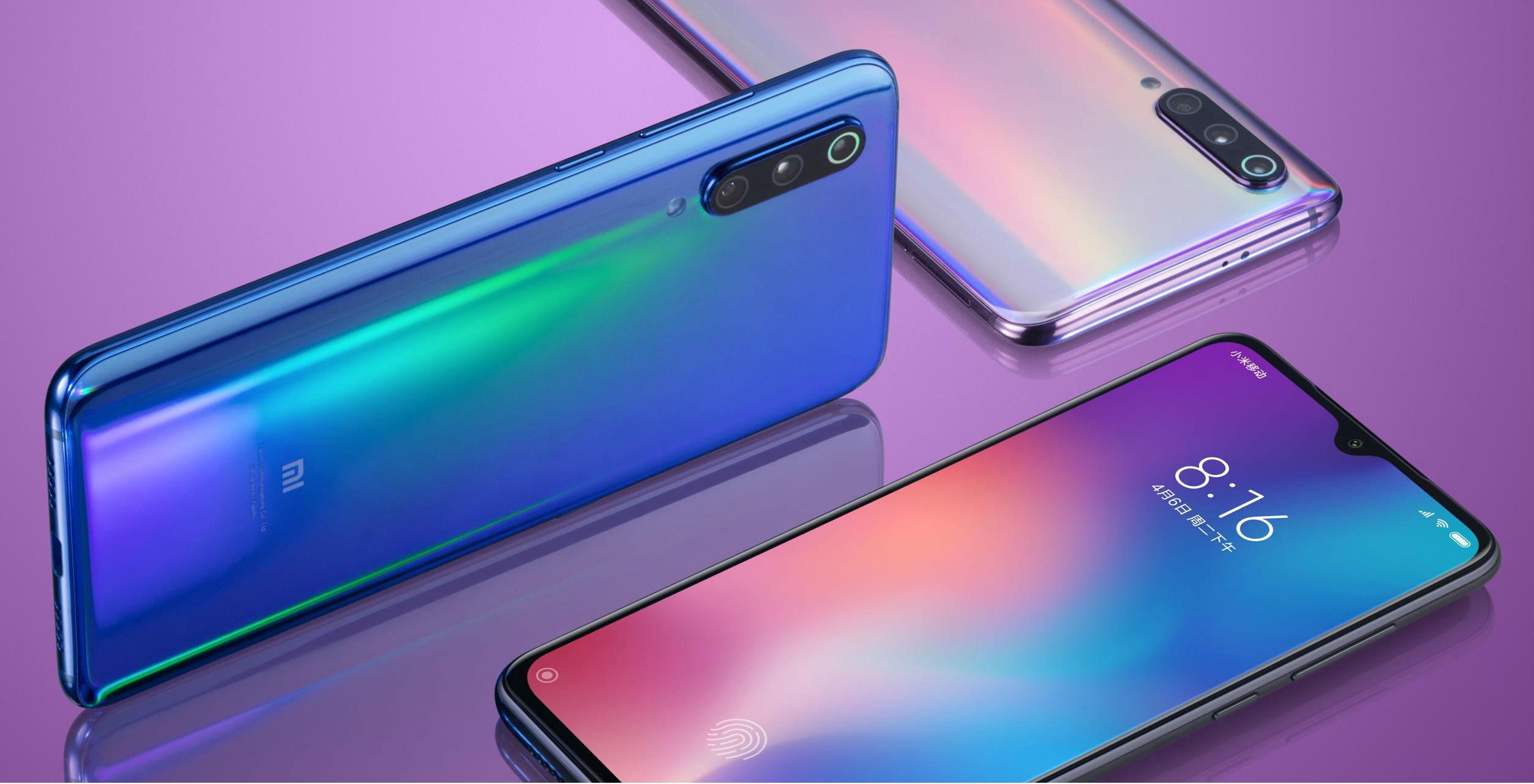 Топ-10 лучших смартфонов 2019_июль_- xiaomi mi9