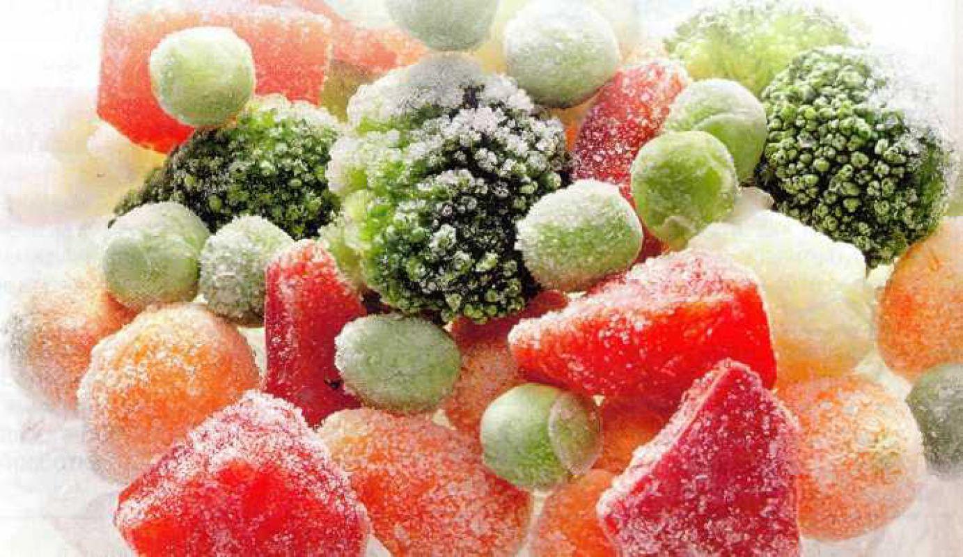 Топ-3 морозильные камеры до 12 000 гривен - замороженные продукты