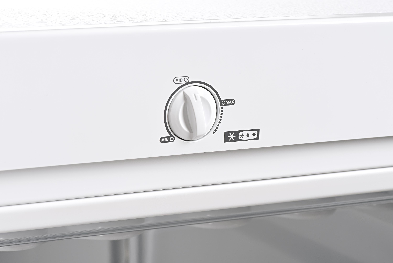 Топ-3 морозильные камеры до 7 000 гривен - панель управления морозильной камерой