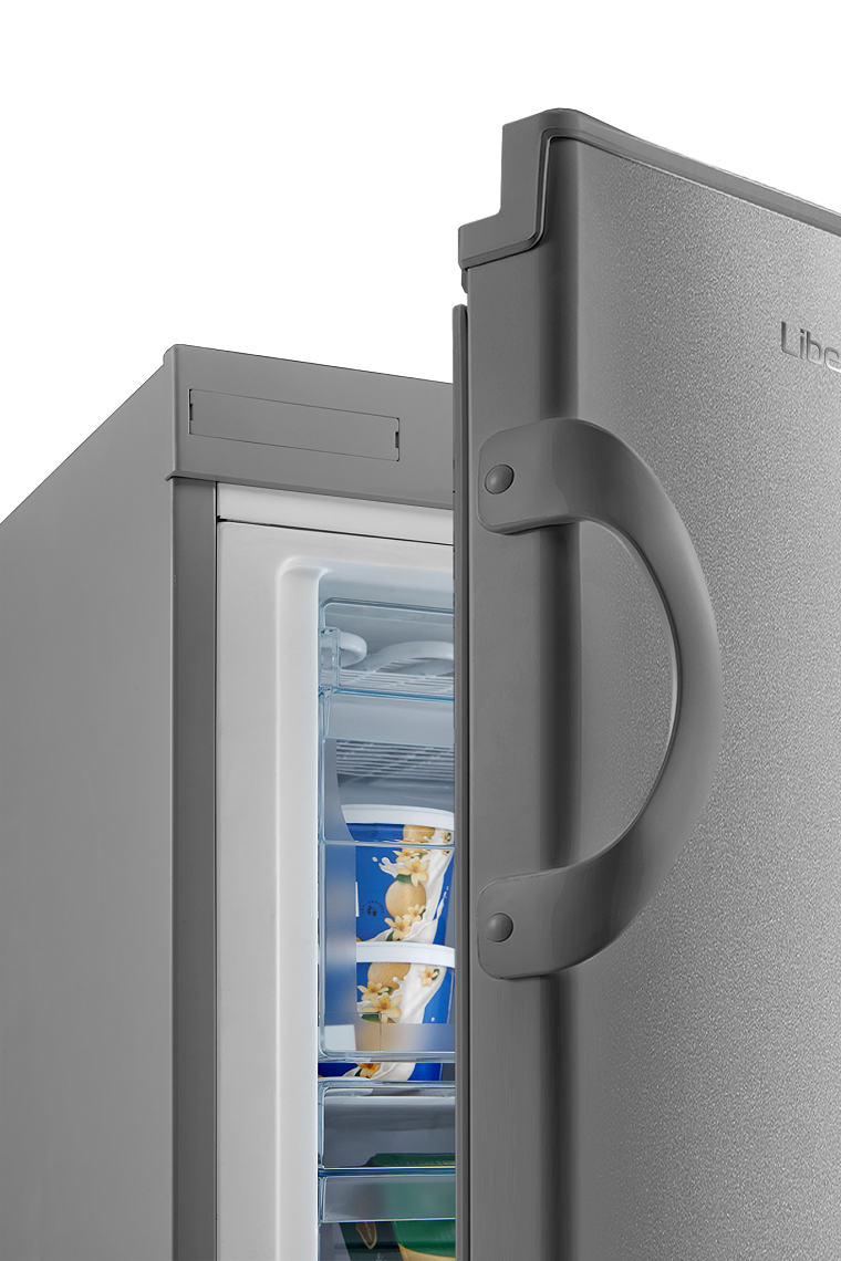Топ-3 морозильные камеры до 7 000 гривен - продукты в морозилке liberton