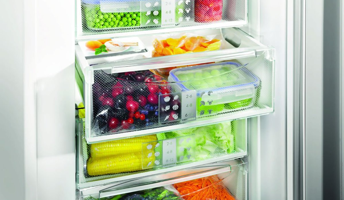 Топ-3 морозильные камеры до 7 000 гривен - продукты в морозильной камере