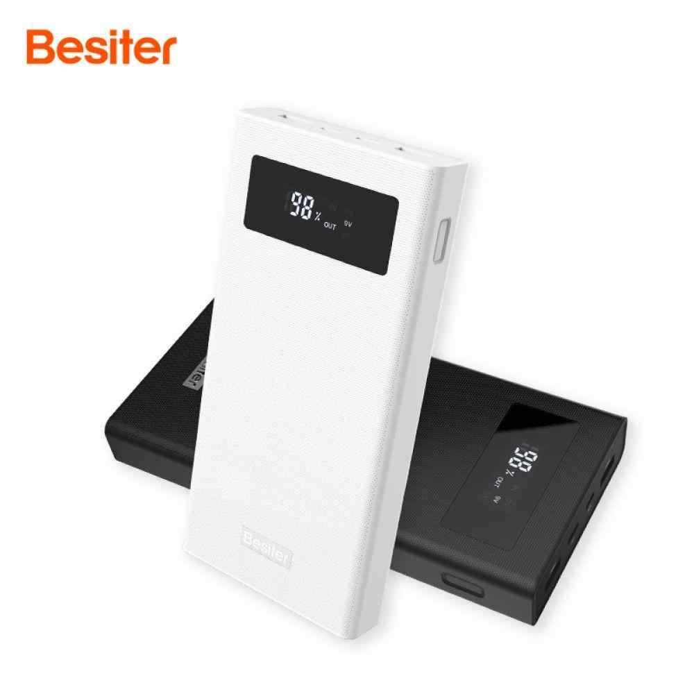 Топ-5 мобильных батарей от Comfy - батарея besiter белая и черная