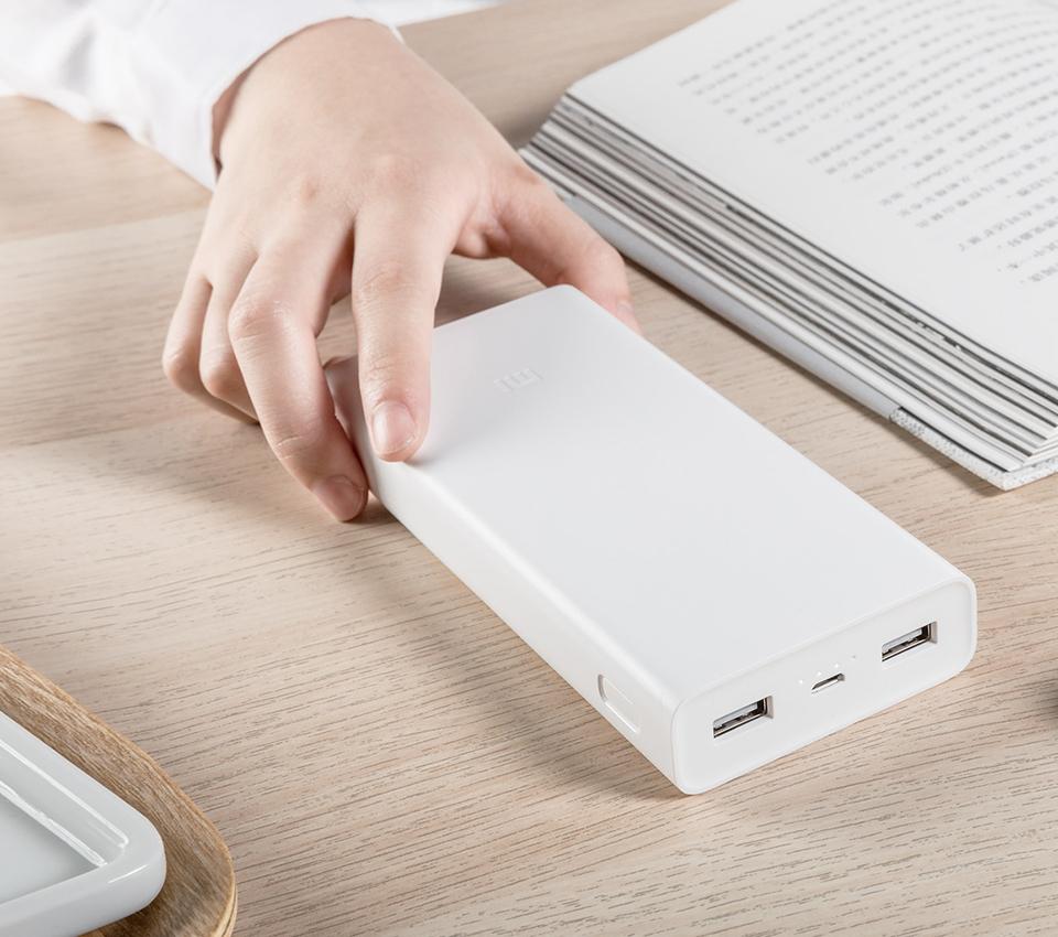Топ-5 мобильных батарей от Comfy - батарея xiaomi 20000