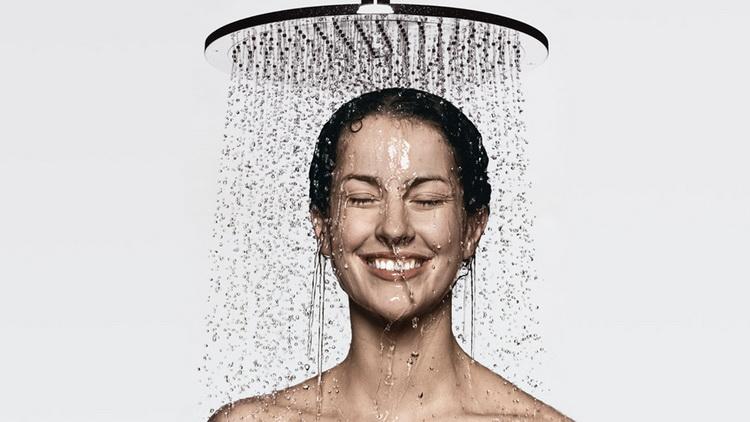 Утренний душ-контрастный
