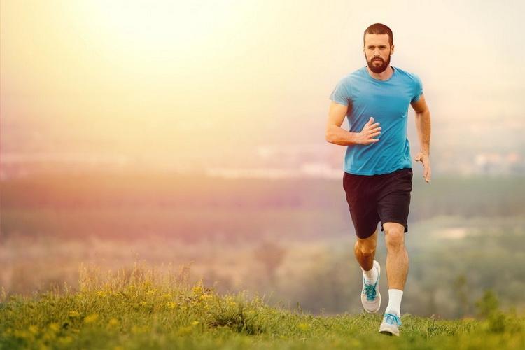 Утренняя пробежка-спорт