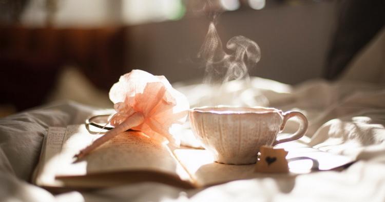 Утро-настройка дня
