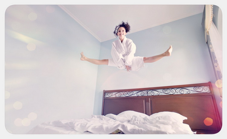 Вскакиваете с постели-без будильника