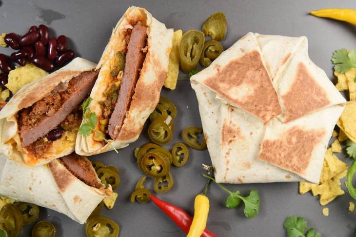 сэндвич-рап-мексикан