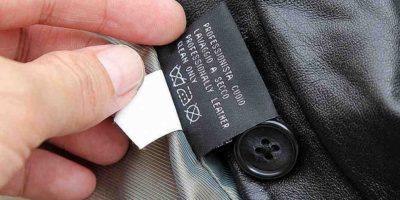 Как почистить пальто - расскажет ярлык