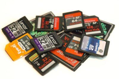 Карти пам'яті SD і microSD