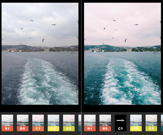 как делают фильтры на фотографиях самом