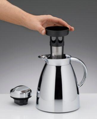 Красивый чайник-термос
