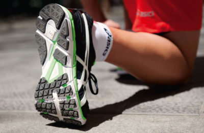 Підошва кросівок повинна бути гнучкою