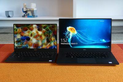 Экран нового ноутбука