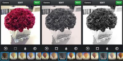 Фильтры в Instagram