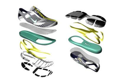 Внутренние материалы кроссовок