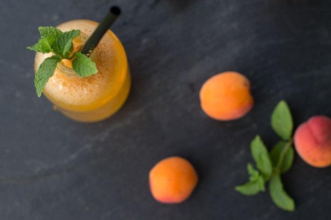 Абрикосовый лимонад-вкусное лето