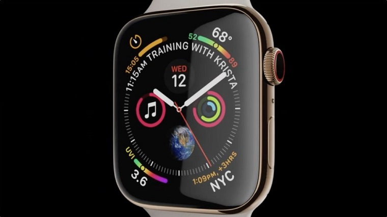 Apple Watch 5 покажут вместе с новыми iPhone 3