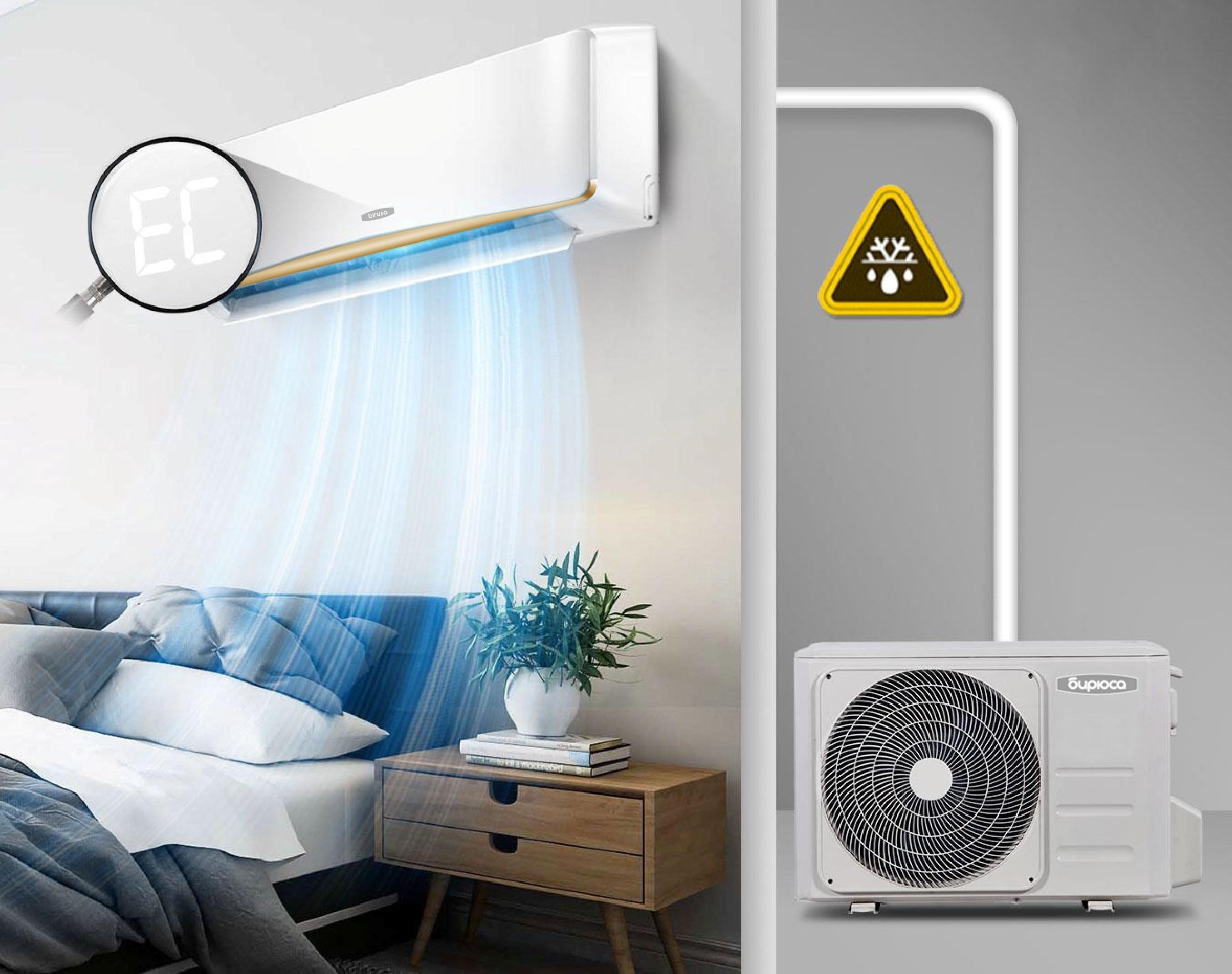 Будь в тренде_самые востребованные технологии в кондиционерах 2019 - поток воздуха в кондиционере