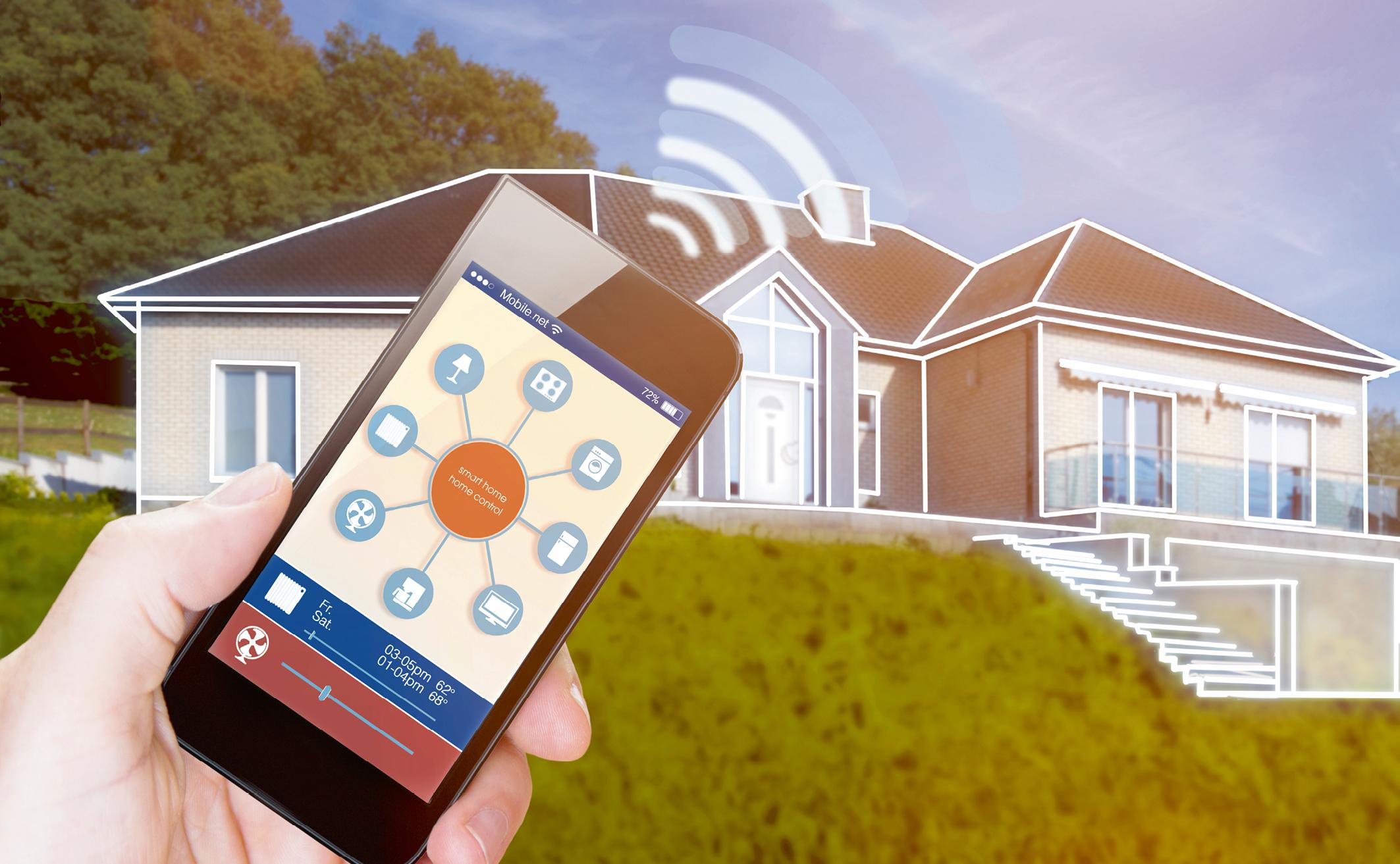 Будь в тренде_самые востребованные технологии в кондиционерах 2019 - умный дом в смартфоне