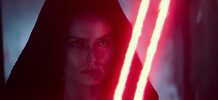 Детали завершающего эпизода Звездных войн показаны в трейлере 3