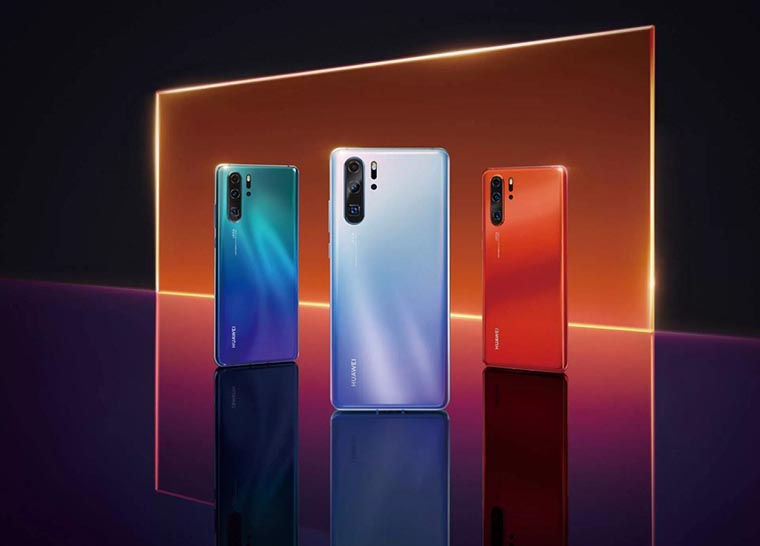 Флагманы Huawei 2019