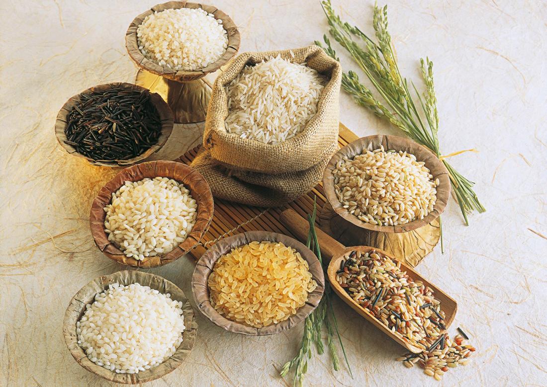 все виды риса фото дополнительными симптомами