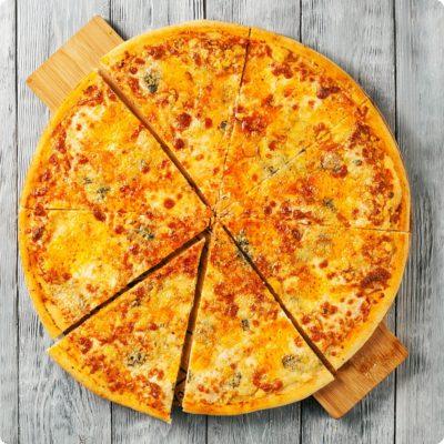 Смачна піца вдома - 2
