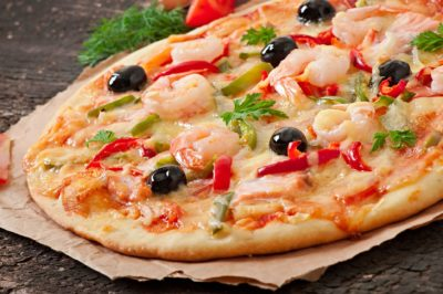 Піца в електродуховці - 3