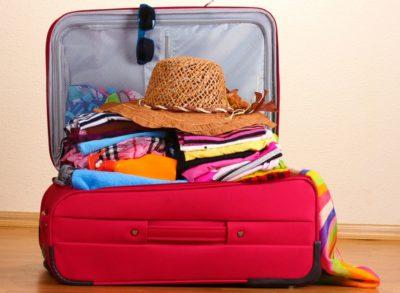 Як зібрати валізу
