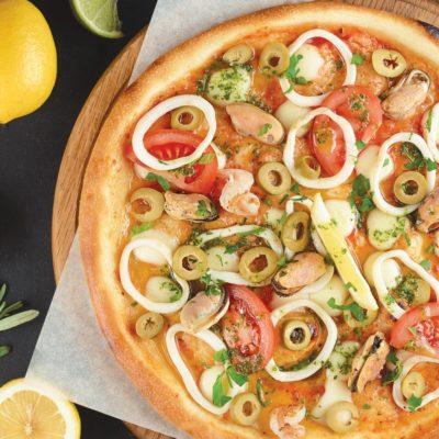 Простий рецепт піци